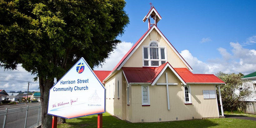 Harrison Street Community Church, Wanganui