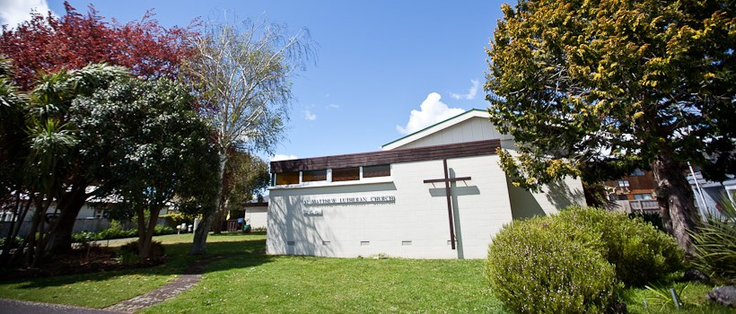 St Matthew Lutheran Church, Hamilton